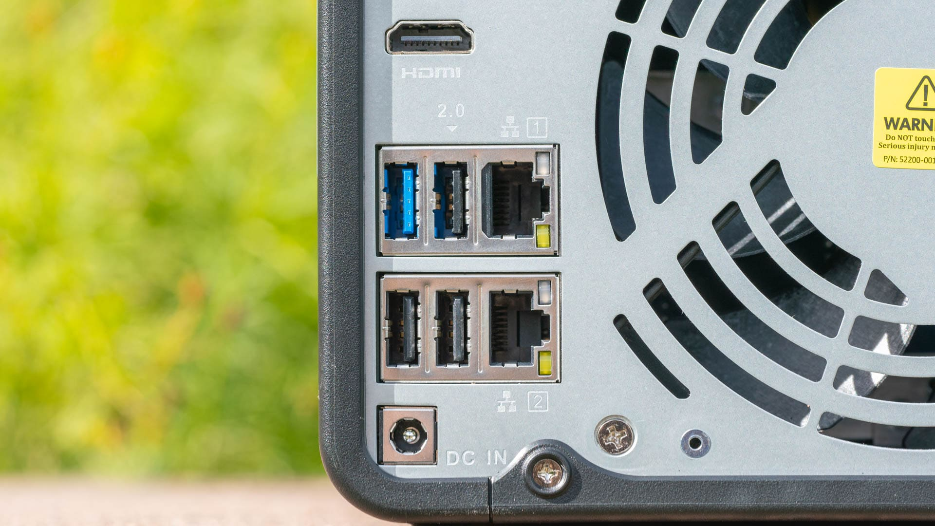 Das QNAP TS-453D im Test, ein gutes und schnelles 2,5GBit NAS!