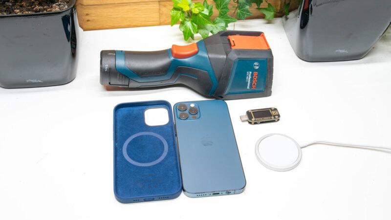 Reduziert Das Silikon Case Mit Magsafe Das Kabellose Ladetempo Des Iphone 12 Pro 3