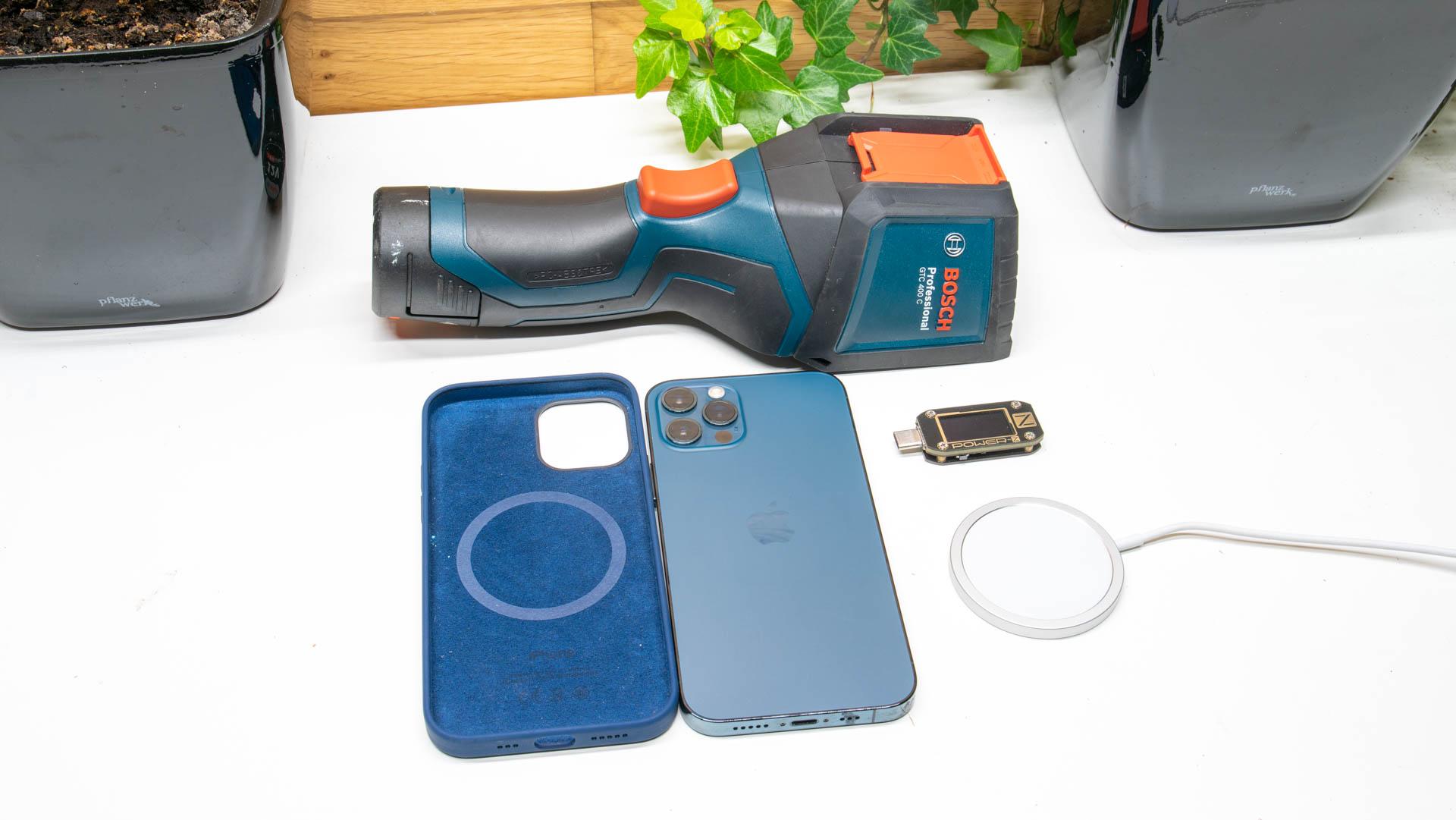 Reduziert das Silikon Case mit MagSafe das kabellose Ladetempo des iPhone 12 Pro?
