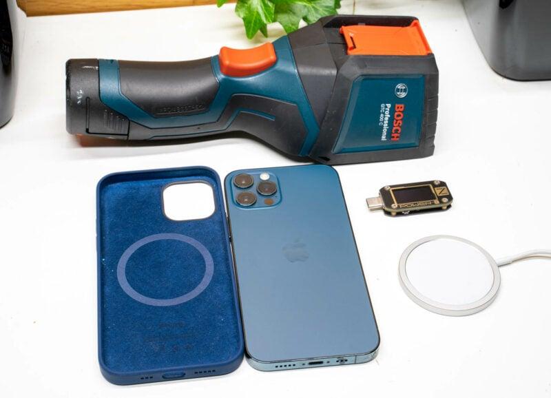 Reduziert Das Silikon Case Mit Magsafe Das Kabellose Ladetempo Des Iphone 12 Pro 4