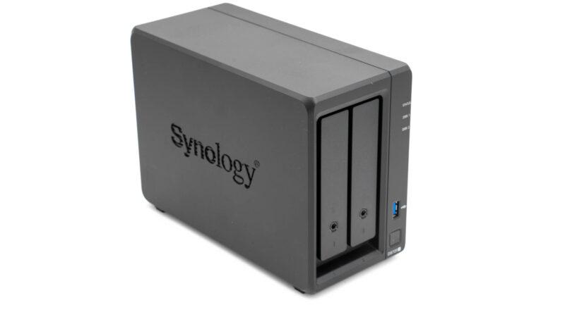 Synology Diskstation Ds720+ Im Test 1