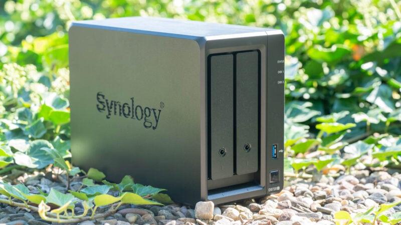 Synology Diskstation Ds720+ Im Test 11