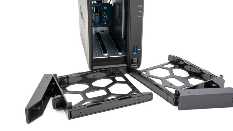 Synology Diskstation Ds720+ Im Test 4