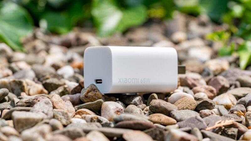 Test Xiaomi Gan 65w Usb C Ladegerät 6