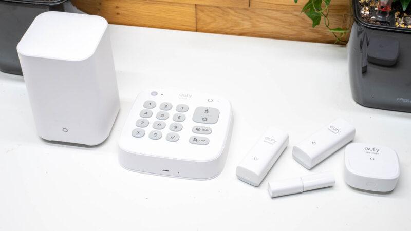 Eufy Security Sicherheitssystem Im Test 3