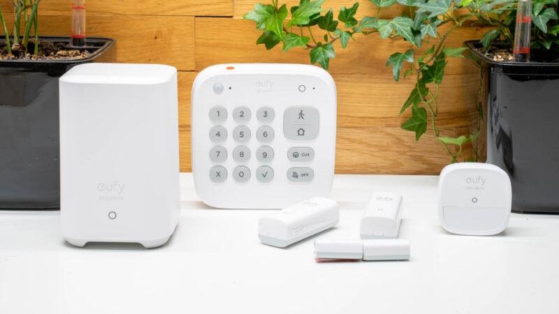 Eufy Security Sicherheitssystem Im Test 5