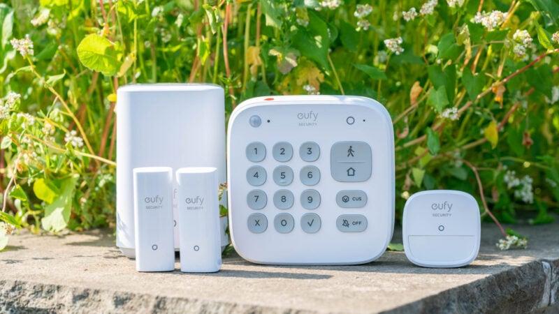 Eufy Security Sicherheitssystem Im Test 6