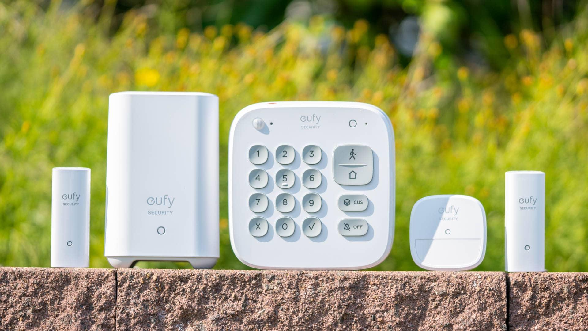 Smart Home Sicherheit von Eufy, eufy Security Sicherheitssystem im Test