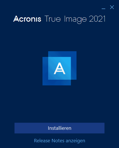Acronis True Image 2021 Screenshots (1)