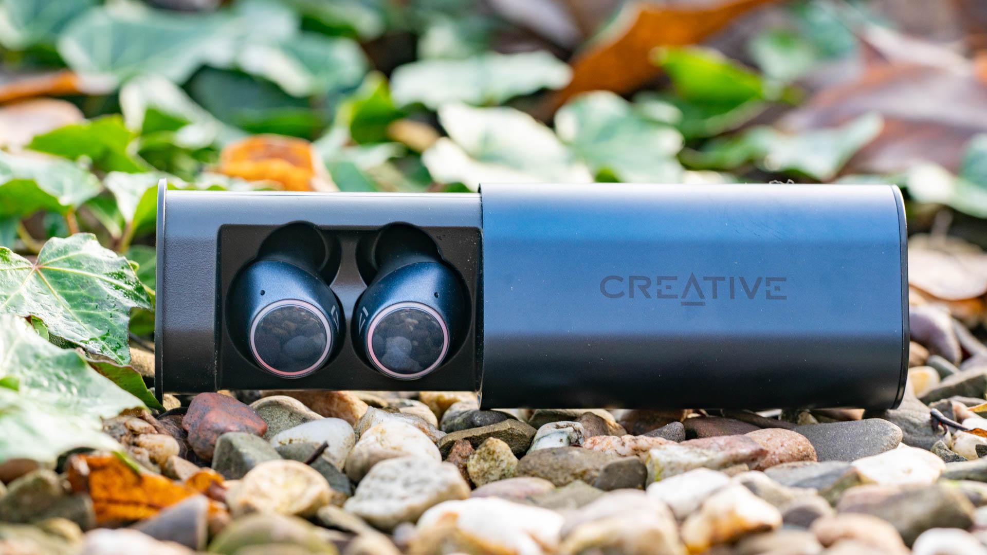 Die Creative Outlier Air V2 im Test, erfreulich gut!