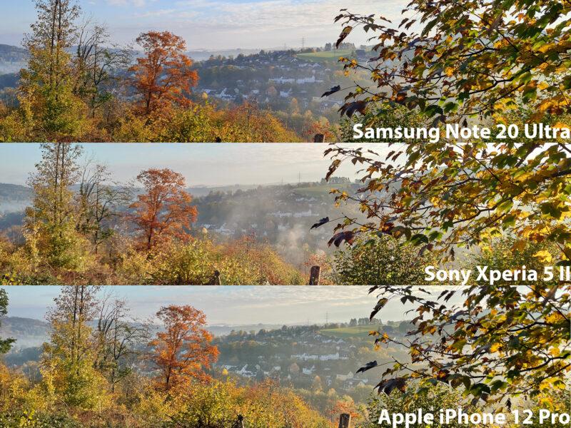 Kamera Vergleich 2
