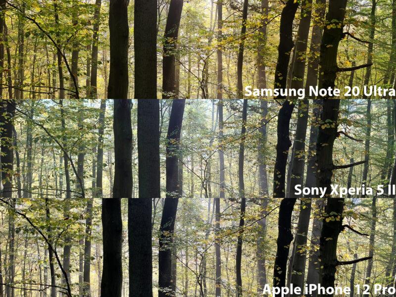 Kamera Vergleich 3
