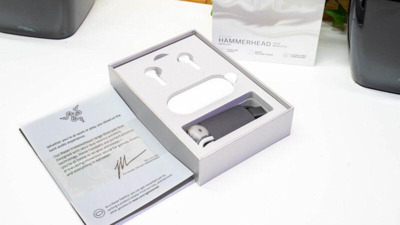 Razer Hammerhead True Wirelessim Test 1