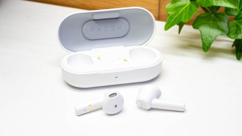 Razer Hammerhead True Wirelessim Test 3
