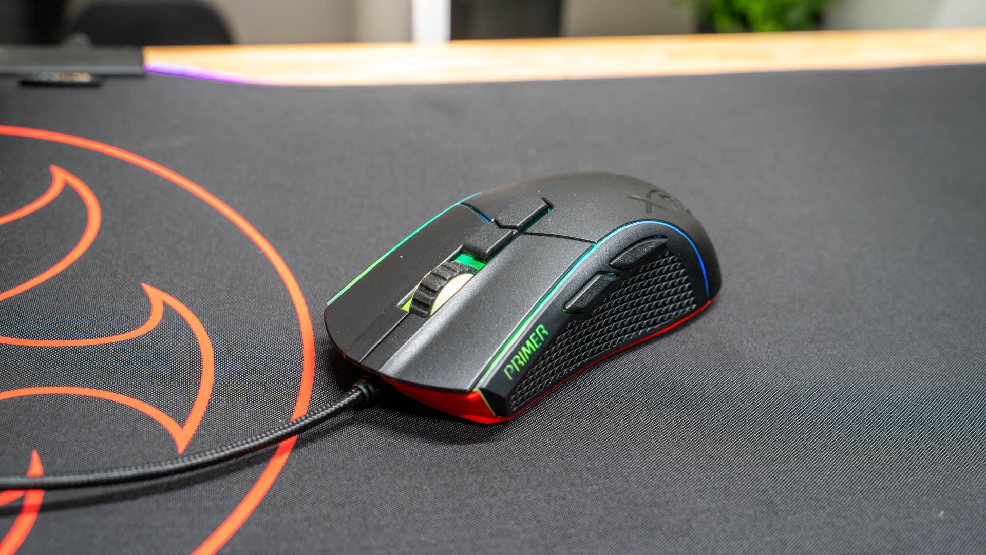 Die XPG PRIMER Gaming-Maus im Test