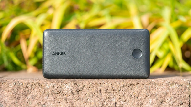 Anker Powercore Essential 20000 Pd im Test 4