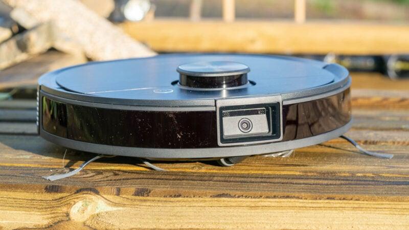 Ecovacs Robotics Deebot Ozmo T8 Aivi Test Review 18