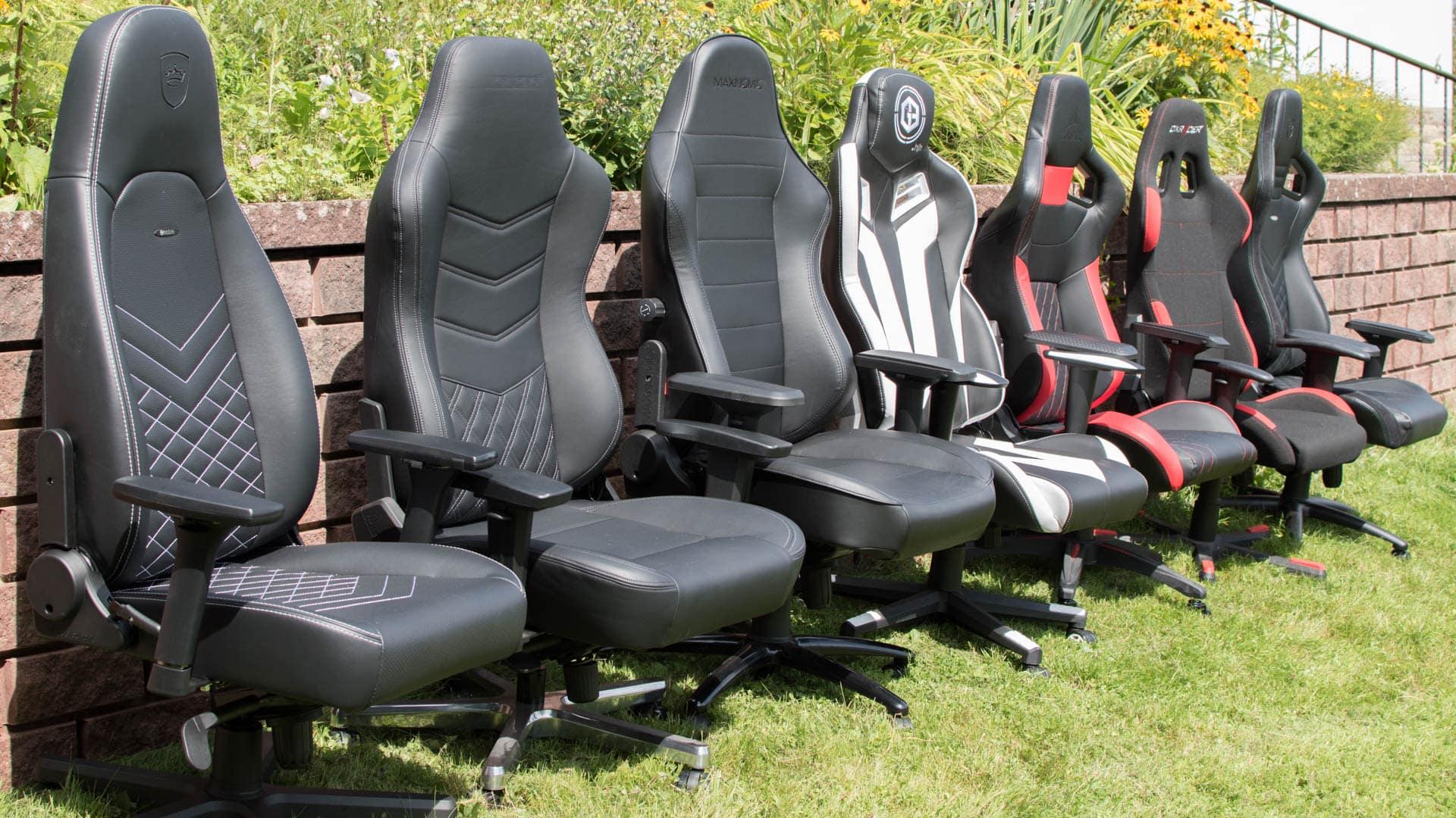 12x Gaming Chairs im Vergleich, welcher ist der beste im Jahr 2021?