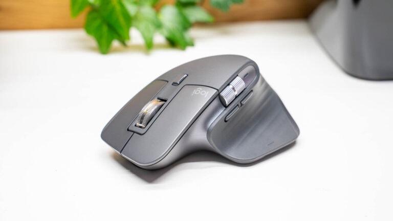 Die weiterhin beste Office-Maus, die Logitech MX Master 3 im Test