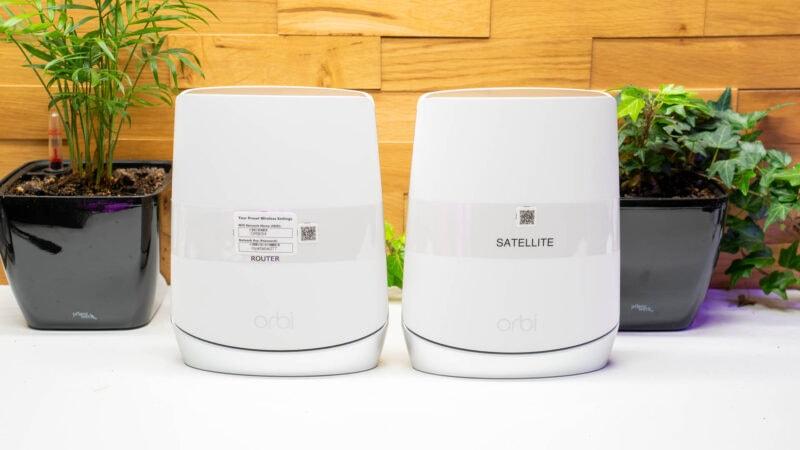 Netgear Orbi Wi Fi 6 Ax4200 Rbk752 System Im Test 1