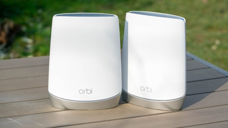 Netgear Orbi Wi Fi 6 Ax4200 Rbk752 System Im Test 11