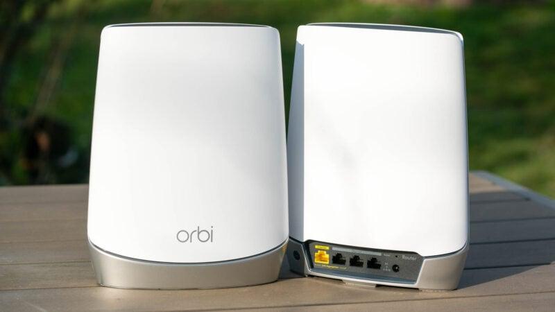 Netgear Orbi Wi Fi 6 Ax4200 Rbk752 System Im Test 12