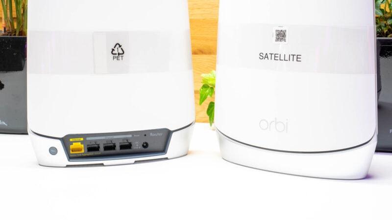 Netgear Orbi Wi Fi 6 Ax4200 Rbk752 System Im Test 3