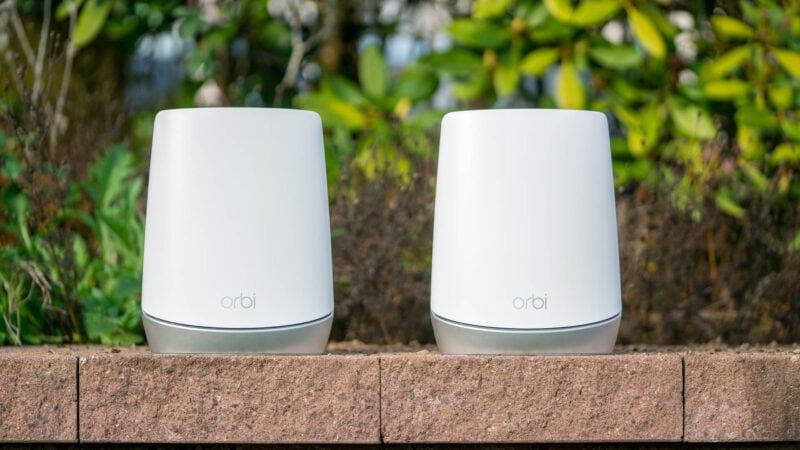 Netgear Orbi Wi Fi 6 Ax4200 Rbk752 System Im Test 7