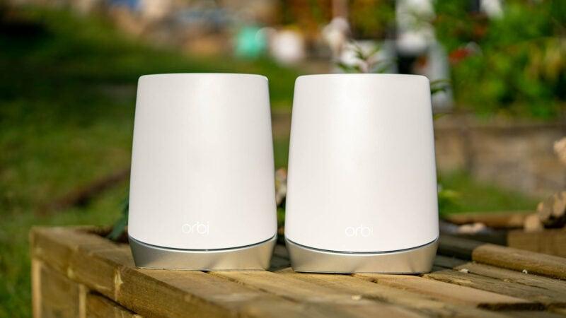 Netgear Orbi Wi Fi 6 Ax4200 Rbk752 System Im Test 8