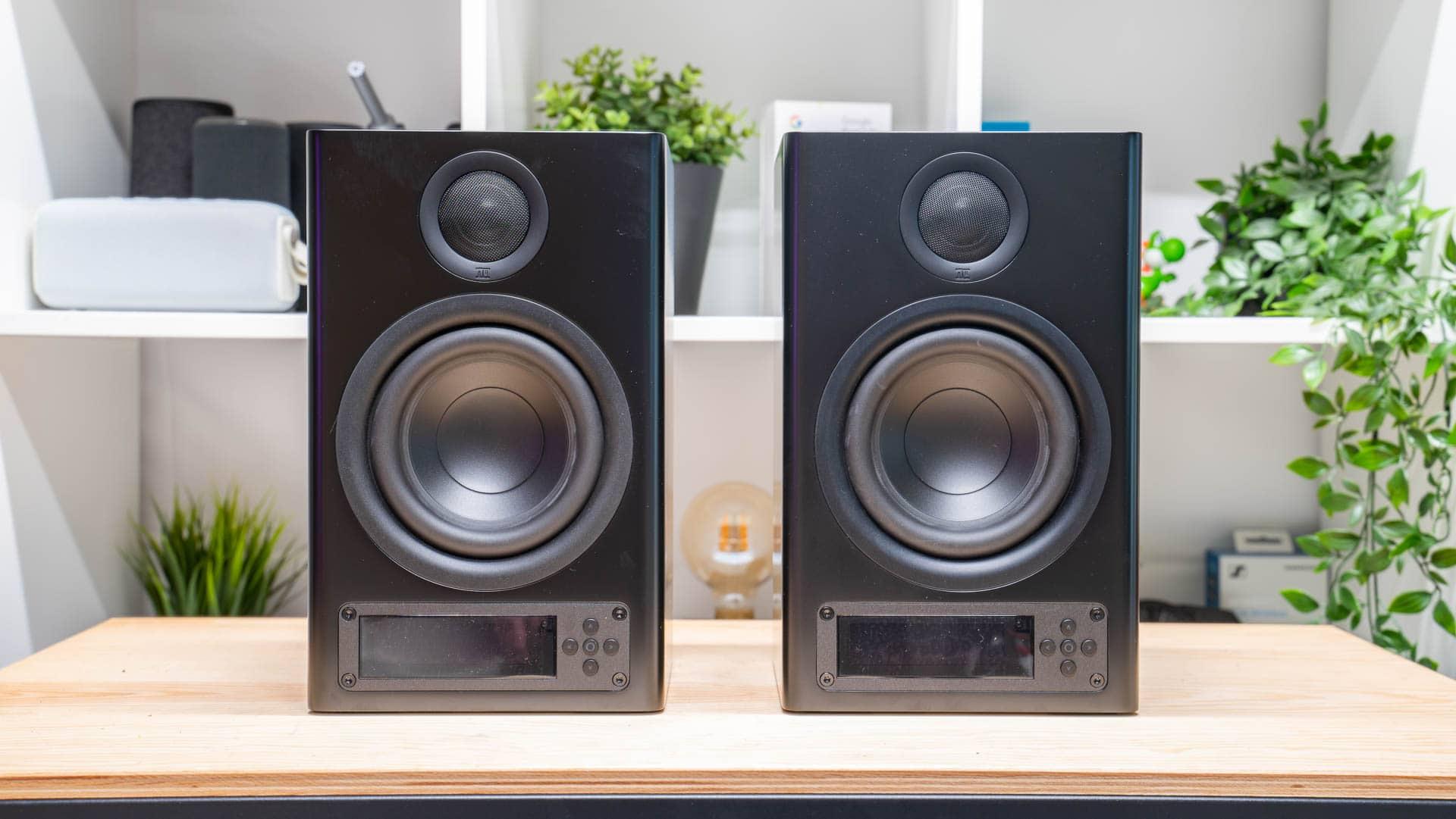 Die Nubert nuPro X-3000 RC im Test, die besten Lautsprecher die Ihr Euch auf den Tisch stellen könnt!