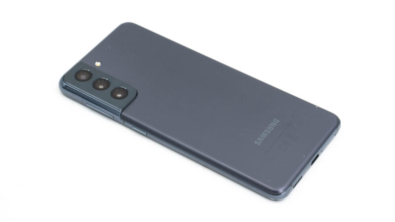 Samsung Galaxy S21 Test Review 15
