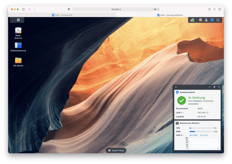 Synology Ds1821+ Software (16)