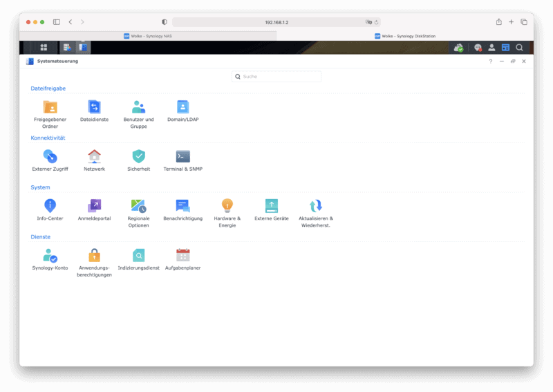 Synology Ds1821+ Software (22)
