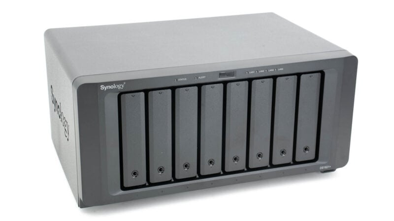 Synology Ds1821+ Test Review 1