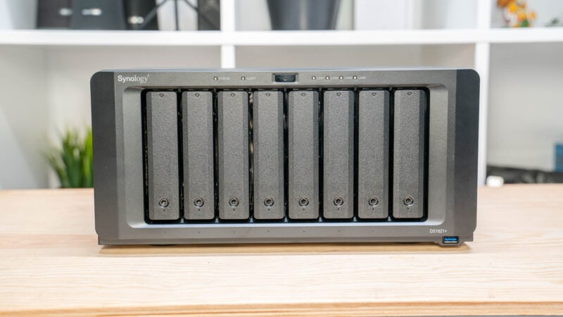 Synology Ds1821+ Test Review 13