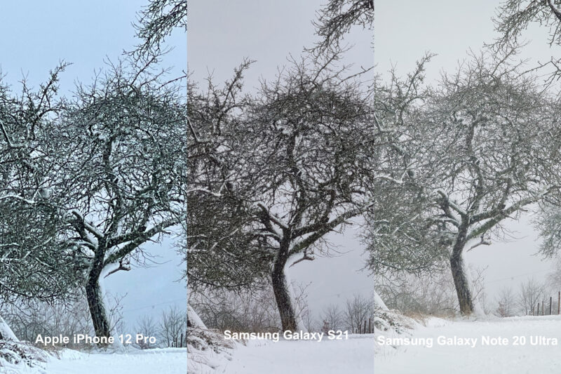 Vergleichsbilder Zoom 2