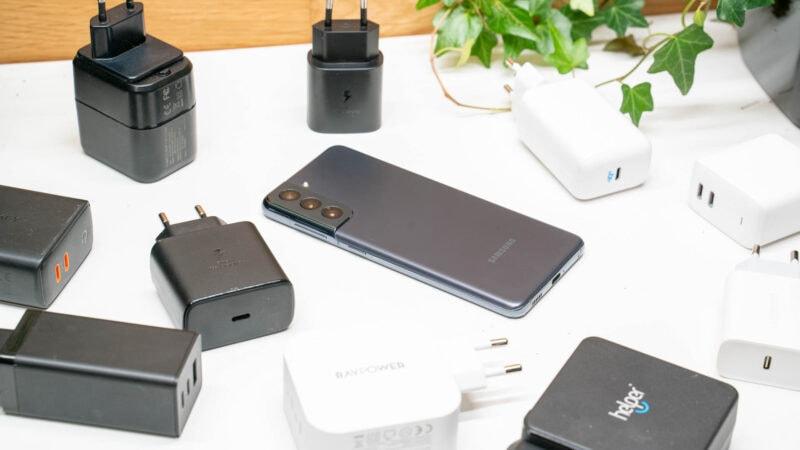 Welches Ladegerät Für Das Samsung Galaxy S21 3