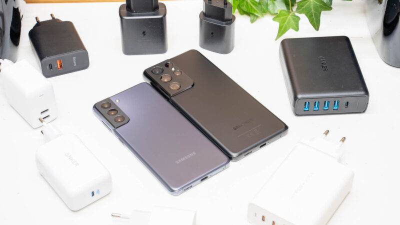 Welches Ladegerät Für Das Samsung Galaxy S21 (ultra) 2