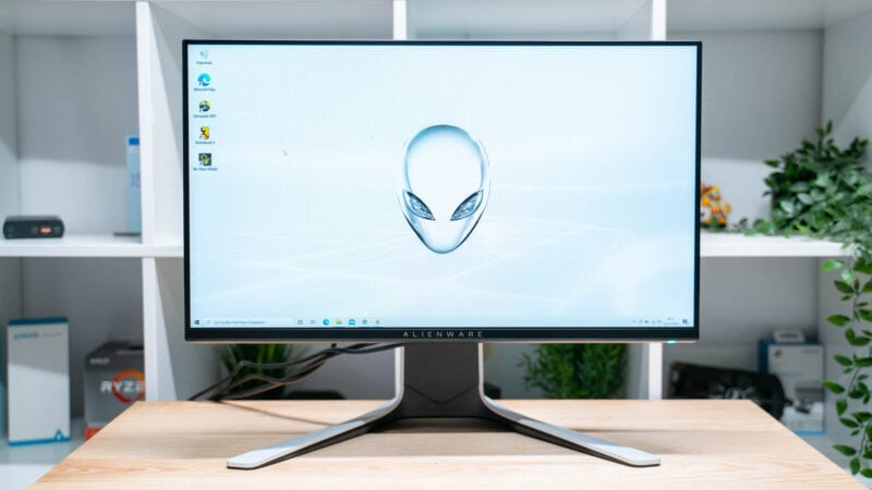 Alienware Aw2521hfl Im Test 13