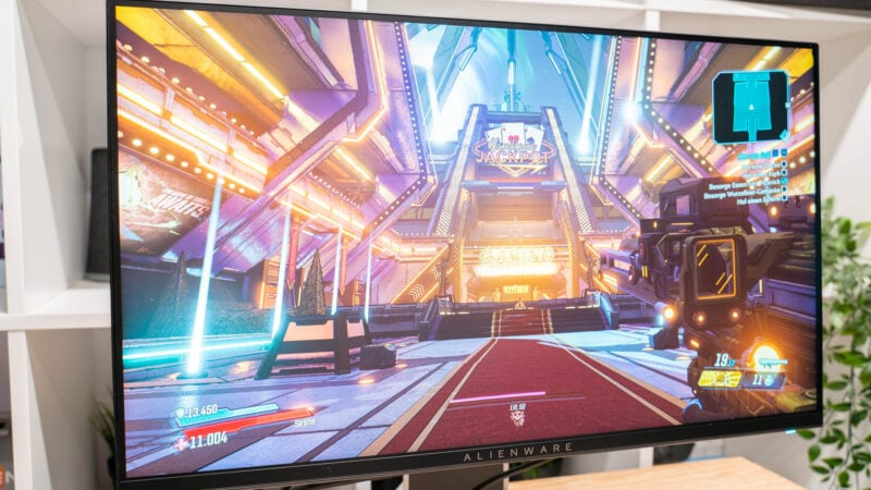 Alienware Aw2521hfl Im Test 17
