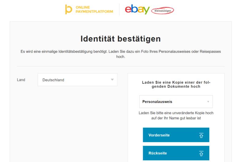 Ebay Kleinanzeigen Opp