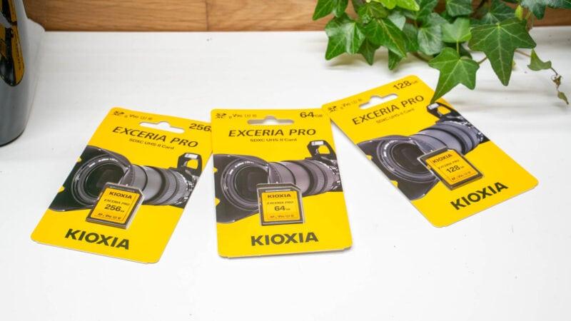 Kioxia Exceria Pro Test Review 3