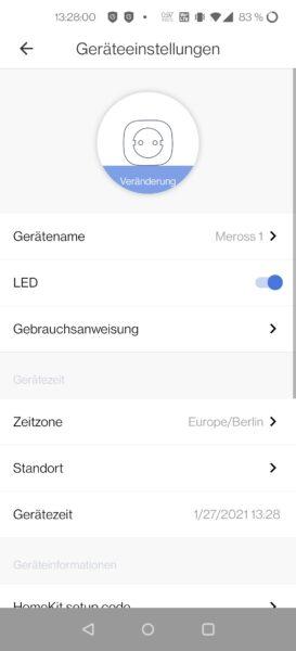 Meross App2