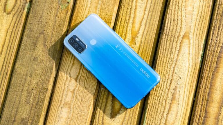 Günstiges und schnelles Smartphone? Das OPPO A53s im Test
