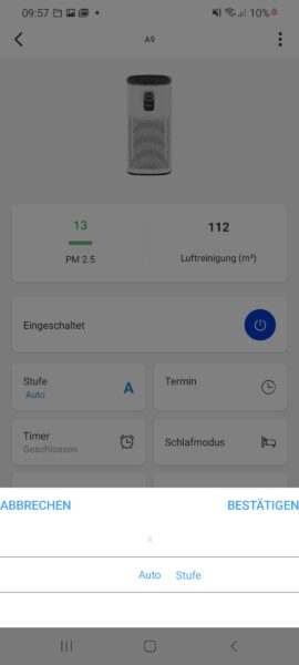 proscenic a9 app (8)