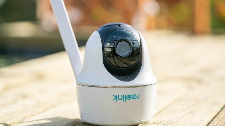 Überwachungskamera fürs Ferienhaus, die Reolink Go PT im Test