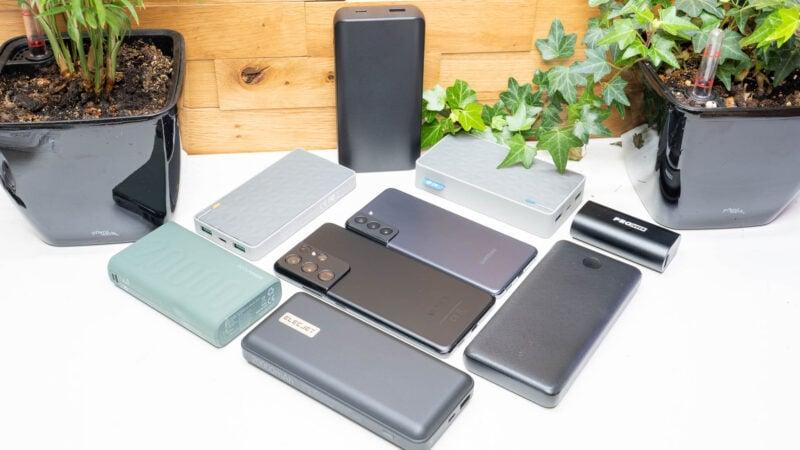 Samsung Galaxy S21 Ideale Powerbank Test 3