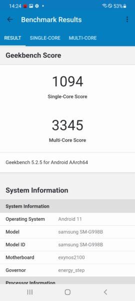 Screenshot 20210202 142457 Geekbench 5