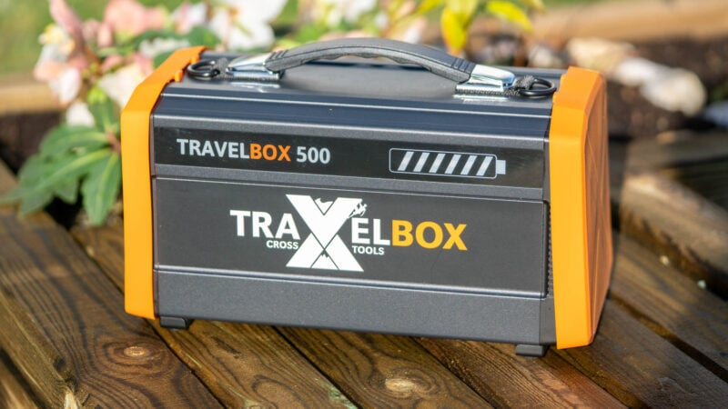 travelbox 500 test review 10