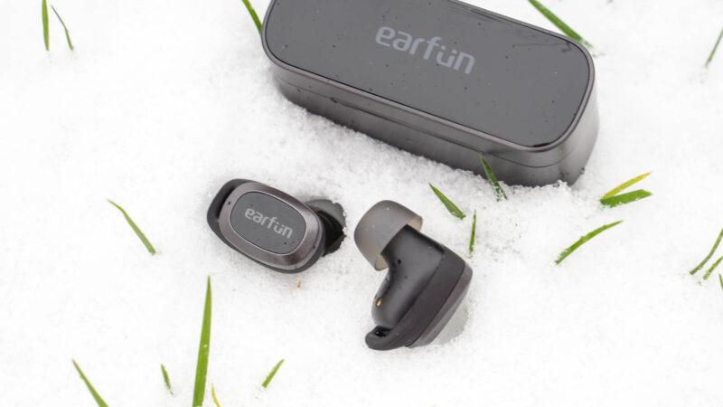 Test Earfun Free Pro 7